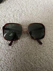 YSL Vintage Sunglasses Tortoise