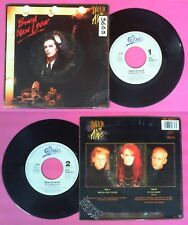 LP 45 7'' DEAD OR ALIVE Brand new lover In too deep 1986 holland no cd mc dvd