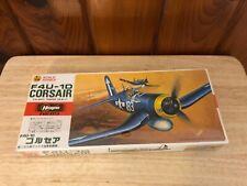 Hasegawa F4U-1D Corsair US Navy Blue Fighter Airplane 1:72 Model sealed