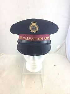 Midway Cap Co. Salvation Army Uniform Dress Cap Hat