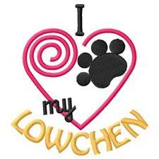 "I ""Heart"" My Lowchen Sweatshirt 1342-2 Sizes S - Xxl"