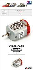 Mini 4wd Motore HYPER DASH 3 Motor Tamiya 15477 New Nuovo