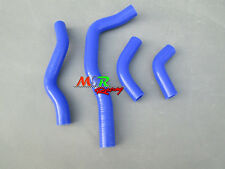 For HONDA CRF450X 2005 2006 2007 2008 2009 silicone radiator hose blue new