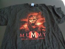 THE MUMMY Tomb of the Dragon Emperor PROMO Movie LARGE Shirt Free Shipping 2008