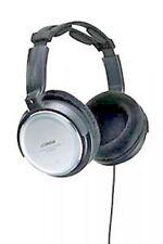 JVC HA-RX500 Full Size Over Ear Stereo Hi-fi Headphones Headband Black/ Silver