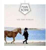 Mari Boine See The Woman (2017) 12-track Album CD digipak Neuf/Scellé