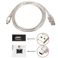 1.2M/4FT USB 2.0 Male to 4 Pin IEEE 1394 Cable FireWire Lead Adapter Converter