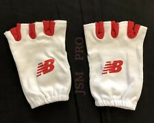 NEW BALANCE Fingerless Cricket Batting Inners for Gloves + LH/RH + COTTON +MENS