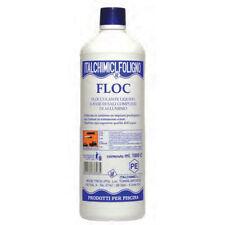 ITALCHIMICI FLOC Flocculante liquido a base di sali  x trattamento piscina 5lt.