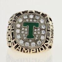 2005 Tatum Eagles HS Football State Champions Ring - 10k Gold NFL Denarius Moore