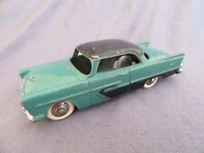 554F Vintage Dinky 24D Plymouth Belvedere 1:43 Meccano