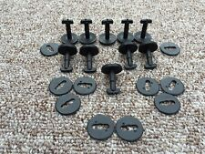 HYUNDAI Tappeti da pavimento interno Clip-Twist Lock con rondella 10pcs
