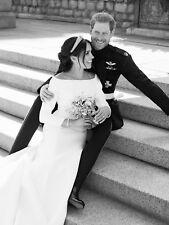 Meghan Markle Prince Harry Royal Wedding 8x10 photo picture print #8