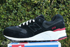 NEW BALANCE 999 SZ 11 BLACK RED OFF WHITE ML999AF