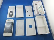 Apple iPhone 4s 16gb Smartphone Mobile Phone Without Simlock White de unaudited OVP