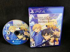 Sword Art Online Alicization Lycoris (PS4 / PlayStation 4)