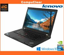 """Lenovo W530 15.6"""" Laptop Intel I7 2.8GHz, 32GB RAM, 128Gb SSD + 500Gb, Win 10"""