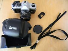 Vivitar V3000 Film Camera Fully Working With Case And EyeCup