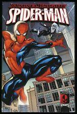 Spider-Man Marvel Knights Vol 1 Hardcover w/ Dust Jacket HC DJ Venom symbiote