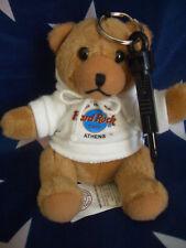 HRC Hard Rock Cafe Athens Athen Key Chain Bear Hoodie