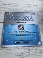 Disney PICTOPIA Trivia Game INSTRUCTIONS replacement pieces parts 2016