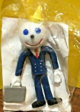 vintage 1995 Jack-In-The-Box Toy Jack Action Figure