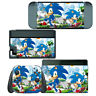 Nintendo Switch Skin Decal Sticker Vinyl Wrap - Sonic The Hedgehog
