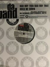 Bad Boys Da Band, Bad Boy This Bad Boy That  Hold Me Down LP Promo
