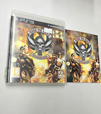 RIDE TO HELL RETRIBUTION  PS3  USATO FUNZIONANTE