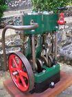 Rare early Stuart Turner live steam No 3 Twin cylinder compound marine engine