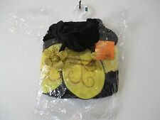NWT New Dog Pet Halloween Costume Bee L Large Yellow Black SMALL FLAW READ