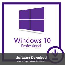 Microsoft Windows 10 Pro 32/64 bit Lifetime Product Key Win 10