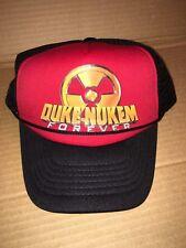 DUKE NUKEM FOREVER COLLECTORS HAT-BASEBALL STYLE - NEW
