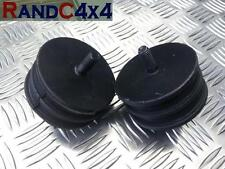 ANR1808 x2 Land Rover Discovery 1 V8 Engine Mounting Rubber PAIR