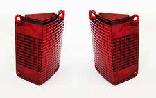 1968-1969 El Camino LED L.E.D. Tail Lights Pair Left and Right Complete Sealed