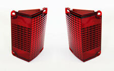 1970-1972 El Camino LED L.E.D. Tail Lights Pair Left and Right Complete Sealed