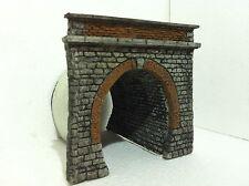 portale tunnel galleria per diorami e plastici ferroviari art.p 16