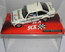 "SCALEXTRIC  SCX 64320 FORD ESCORT MKII  #1 ""DAILY EXPRESS"" R.CLARK-S.PEGG  MB"
