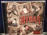 Psychopathic Rydas - Eat Sh#t N Die CD insane clown posse twiztid boondox blaze