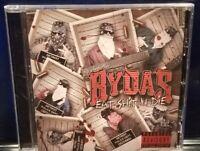Psychopathic Rydas - Eat Sh#t N Die CD insane clown posse twiztid boondox blaze