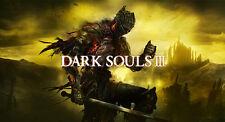 Dark Souls 3 @ Level Service Stufe 600 @ + alle BOSSWAFFEN  oder 107 RINGE @ PS4