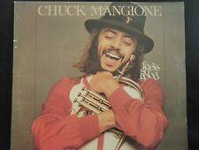 CHUCK MANGIONE ~ feel so good ~ LP Album ~ Excellent
