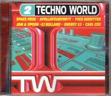 Compilation - Techno World 2 - CD - 1997 - Techno Trance Acid