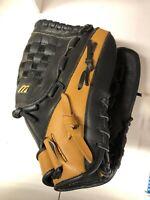 "Mizuno Baseball Glove RHT MMX122LP BallPark Series 12"" All Leather Excellent"