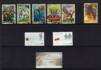 2011 AUSTRALIA....COLLECTION ..ALL DIFFERENT...49 STAMPS