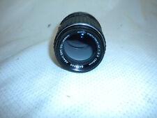 Pentax SMC Pentax-M 135mm f/3.5 Manual Focus Lens
