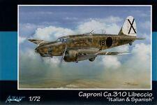 Azur 1/72 Caproni Ca.310 'italiano y español' # 106