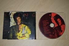 Sting . If ever lose my faith in you. CD-Single PROMO (CP1705)