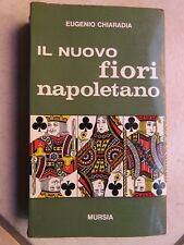 IL NUOVO FIORI NAPOLETANO Eugenio Chiaradia Mursia 1966 bridge gioco