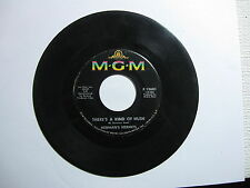 There's A Kind Of Hush - No Milk Today - Herman's Hermits 45 RPM Record